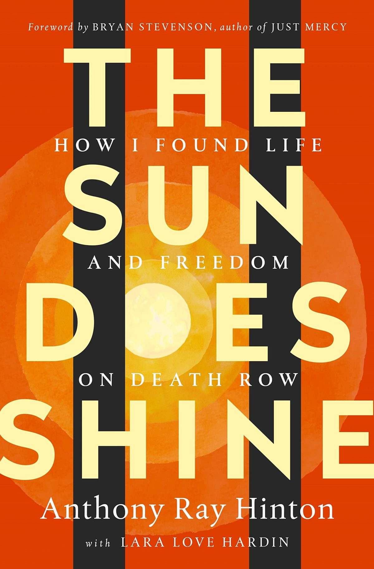 Reading The sun does shine by Anthony Ray Hinton